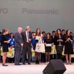 Компания Panasonic поддержала молодые таланты Украины