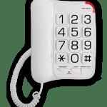 teXet представила кнопочный телефон ТХ-201