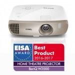 Новый проектор BenQ W2000