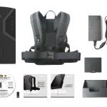 ZOTAC VR GO — новый ПК-рюкзак для виртуальной реальности