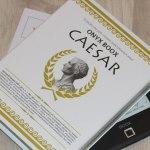 ONYX BOOX Caesar – компактный ридер с подсветкой и емким аккумулятором