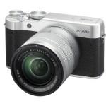 Официальный анонс беззеркальной камеры FUJIFILM X-A10