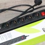 EnerGenie SPG5-U2-5 – сетевой фильтр с USB-портами