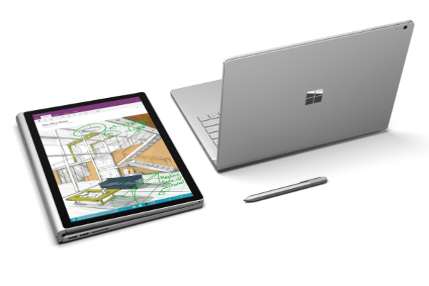 Microsoft Surface Book i7