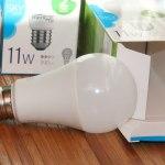 EnerGenie EG-LED11W-E27K30-11 – мощная энергоэффективная лампочка за копейки!