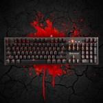 Игровая клавиатура A4Tech Bloody B800