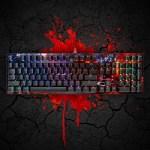A4Tech Bloody B810R: механическая игровая клавиатура с изменяемой подсветкой