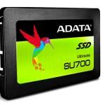 ADATA представляет 3D NAND SSD-накопитель Ultimate SU700