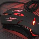 REAL-EL RM-520 Gaming – бюджетная игровая мышка с красивой подсветкой и хорошей эргономикой