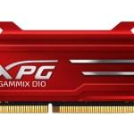ADATA представляет SSD-накопитель S10 и модуль памяти D10 DDR4 в новой геймерской линейке XPG GAMMIX