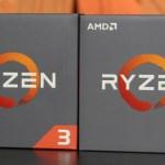 AMD дополняет линейку Ryzen для настольных ПК процессорами Ryzen 3