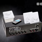 Новинки BERG – регуляторы громкости PR-06/36/50N и усилитель RAMLU-30M