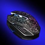 Новая игровая мышь Oklick 895G HELLFIRE
