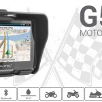 NAVITEL G550 – мотонавигатор с расширенным пакетом карт