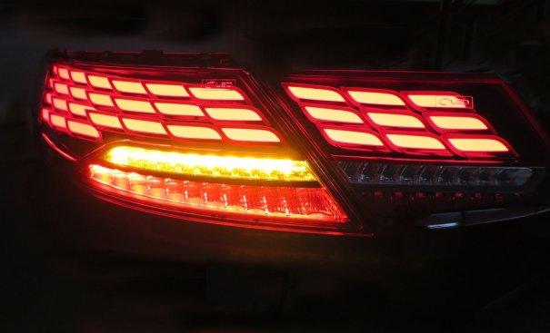 LG OLED Rear Lamp