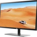 AOC Q3279VWF — недорогой монитор с большим 31,5-дюймовым экраном и поддержкой разрешения 1440p