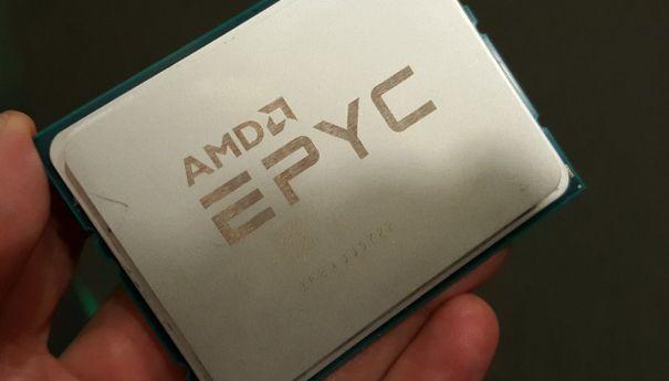 Процессор AMD EPYC обеспечивает высокие показатели производительности сервера HPE Gen10 согласно тестам SPEC CPU