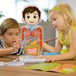 Oregon Scientific Smart Anatomy SA218 – обучающая игрушка с голосовой поддержкой