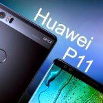 Huawei P11 с 40 Мп камерой ожидается в начале 2018 года