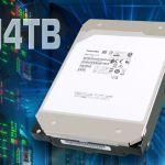 Toshiba выпустила жесткий диск на 14 терабайт