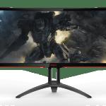 AOC готовит для геймеров черный монитор AG352UCG6 Special Edition с изогнутым экраном