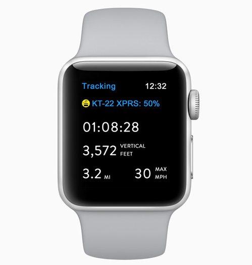 Apple Watch Series 3 Squaw Alpine