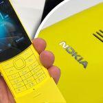 Nokia 8110 — обновленный слайдер с поддержкой 4G