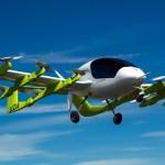 Cora — электрический автоуправляемый самолет с вертикальным взлетом