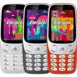 Energizer Energy E240S – первый 4G VoLTE-телефон с мощной батареей и двумя камерами