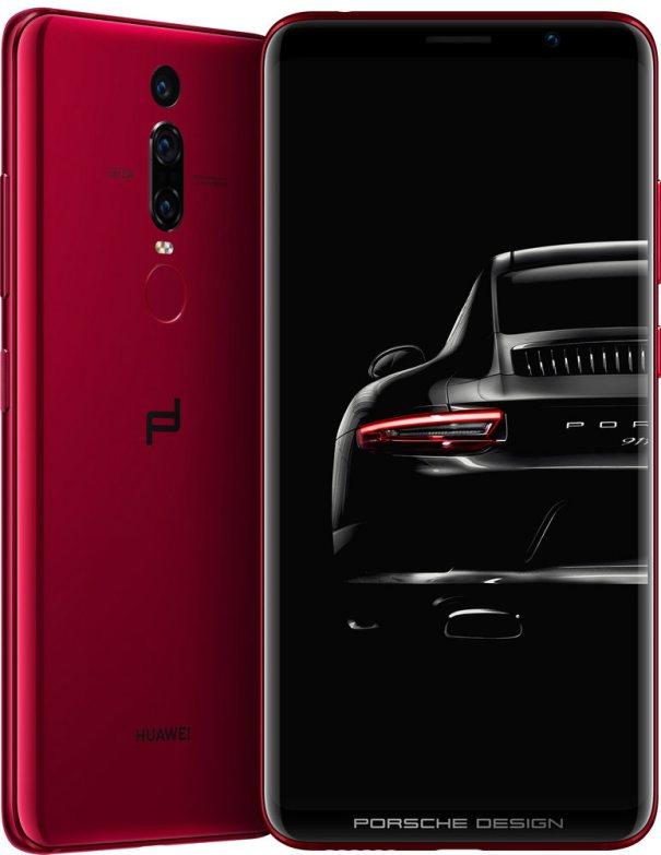 Porsche Huawei