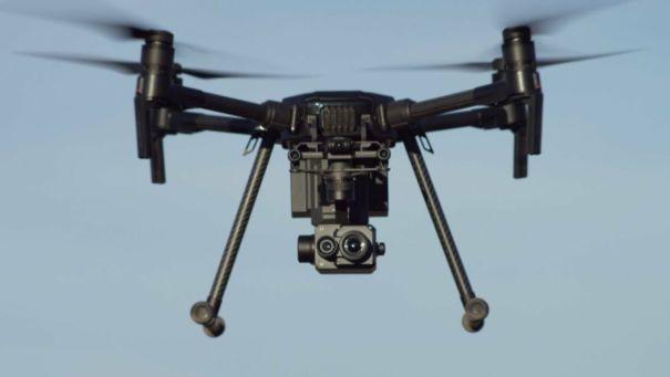 дрон с тепловизором