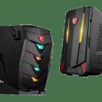MSI представляет новую линейку игровых десктопов