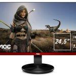 AOC G2590FX — игровой монитор с 144 Гц и поддержкой AMD Radeon FreeSync