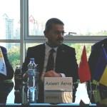 Председатель правления Turkcell Ахмет Акча принял участие в заседании Национального инвестиционного совета Украины