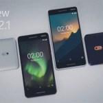 Nokia 2.1 — доступный смартфон на Android Go с мощной батареей