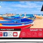 ERGO предлагает большие UHD-телевизоры