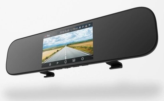 Xiaomi Mi Smart Rearview Mirror Recorder