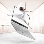 Новые безрамочные ноутбуки от MSI с Computex-2018