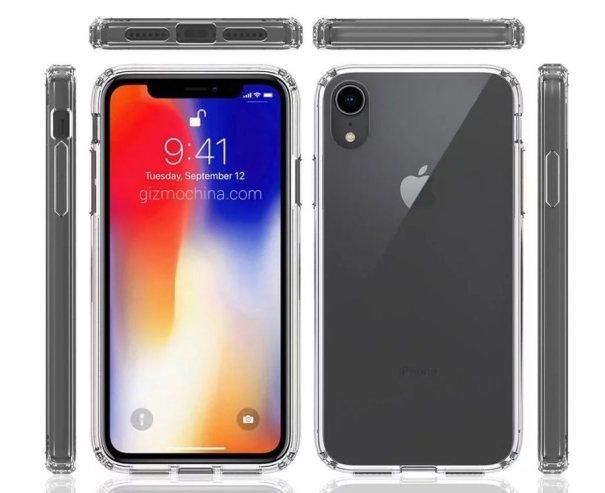 Чехол для iPhone 9