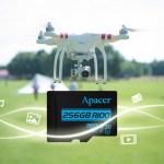 Apacer представил быстрые microSD-карты для видеозаписи