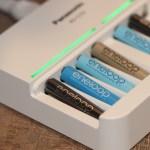 Panasonic BQ-CC63 – зарядное устройство для восьми пальчиковых аккумуляторов!