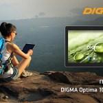 DIGMA Optima 1022N 3G — 10,1-дюймовый планшет с IPS-дисплеем и Android 7.0