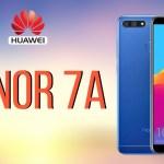 Смартфон Honor 7A: основные преимущества и недостатки