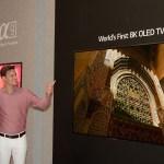 На выставке IFA 2018 компания LG представила первый в мире 8К OLED-телевизор