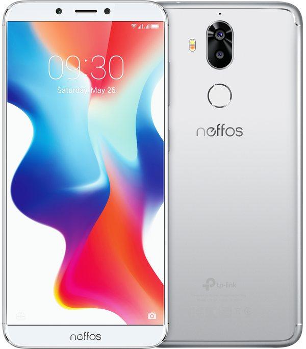 Neffos X9 белый