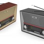 Ritmix RPR-333 — новый бюджетный радиоприеник с ретро-дизайном