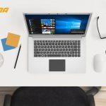 DIGMA EVE 604 – компактный ноутбук с IPS-экраном и Intel Atom