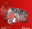Vodafone расширил 4G покрытие в четырех областях Украины