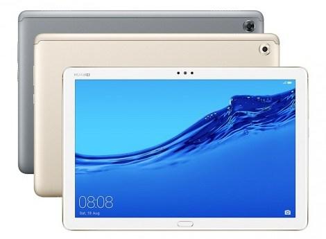 MediaPad M5 lite – «дешевая» версия нового флагманского планшета Huawei