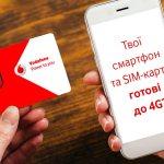 Vodafone расширил 4G покрытие на Полтавщине и Слобожанщине